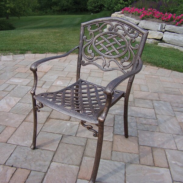 Mississippi Patio Dining Chair by Oakland Living