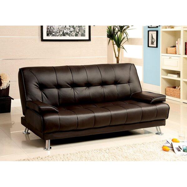 Mcnett Futon Sofa by Latitude Run