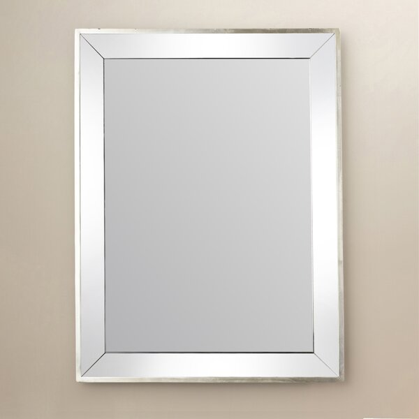 Upon Contemporary Rectangular Wall Mirror by Wade Logan