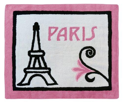 Paris Area Rug by Sweet Jojo Designs