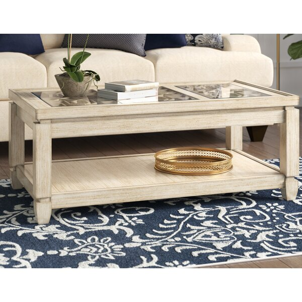 Stillwater Coffee Table by Three Posts