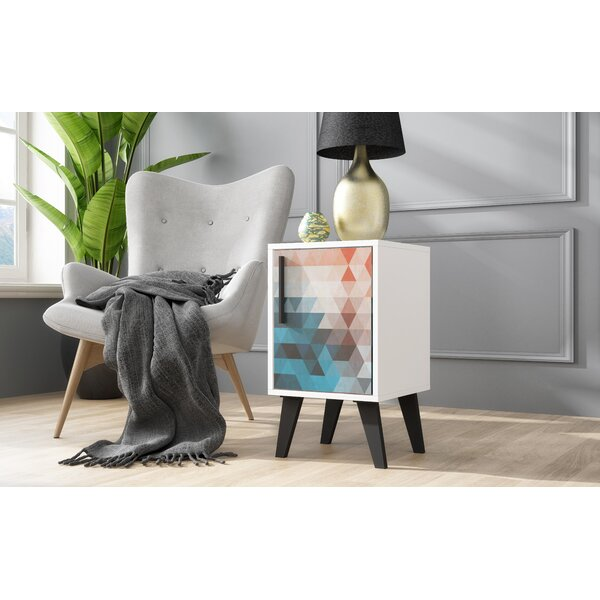 Heady End Table by George Oliver