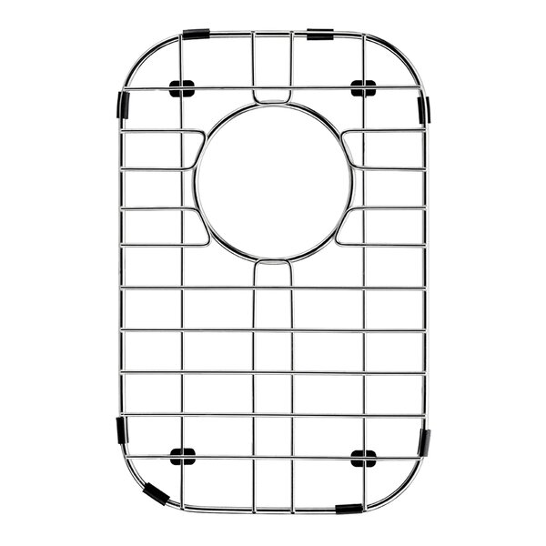 Stainless Steel Bottom Grid, 9-in. x 13.875-in. by VIGO