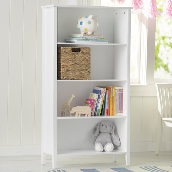 Abbie 4 Tier Standard Bookcase by Viv + Rae