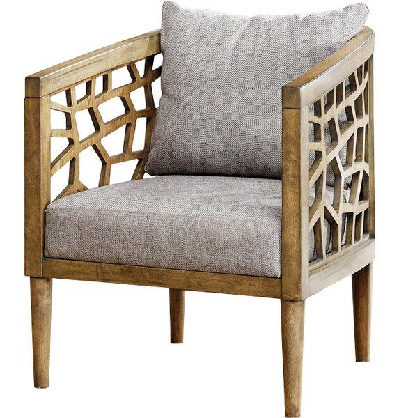 Dakota Barrel Chair by Mistana Mistana