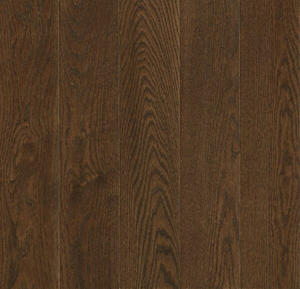 3 Engineered Oak Hardwood Flooring in Cocoa Bean by Armstrong Flooring