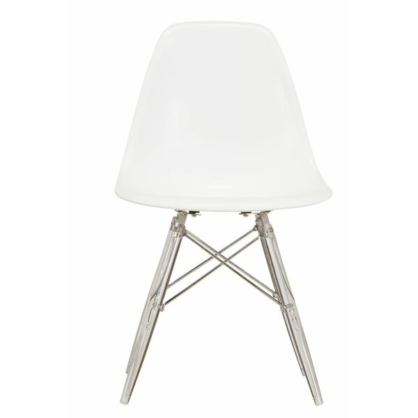 Finkel Mid-Century Modern Dining Chair by Wrought Studio