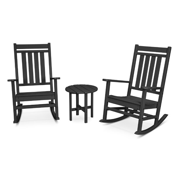 Plantation 3 Piece Seating Group by POLYWOOD®