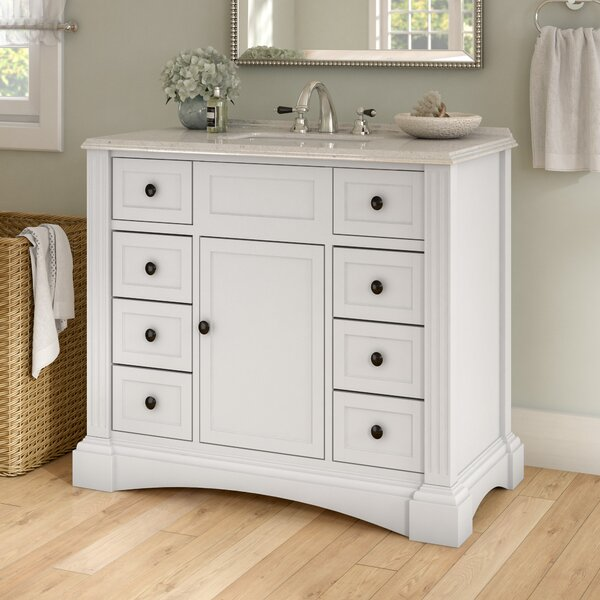 Lilian 42 Single Bathroom Vanity Set by Darby Home Co