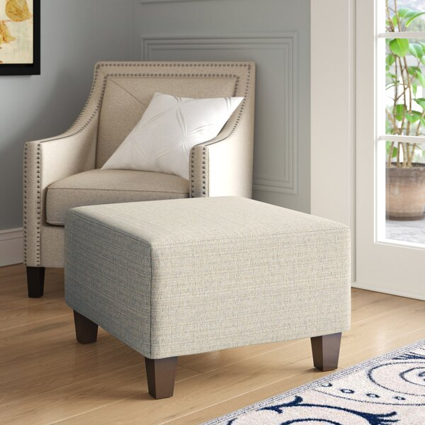 Lise Ottoman by Birch Lane™ Heritage