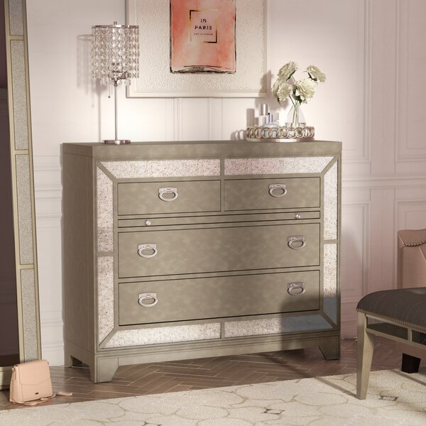 Willa Arlo Interiors Bedroom Media Chests