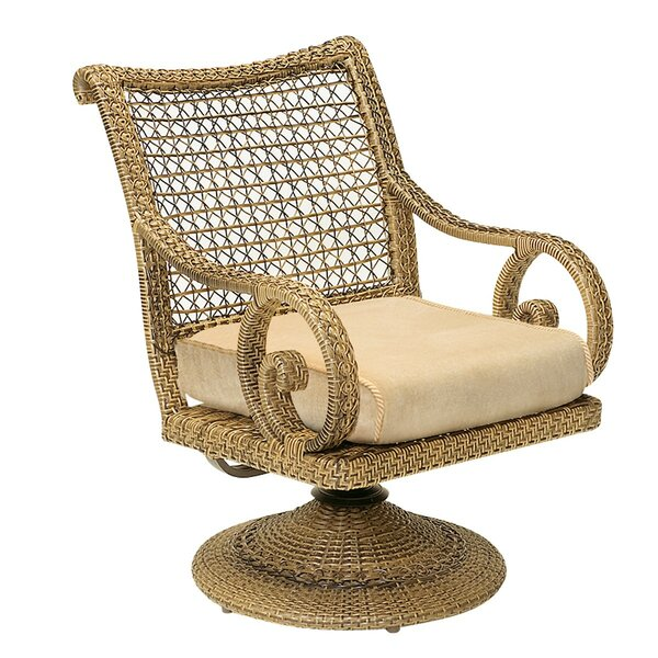 South Shore Patio Chair with Cushion by Woodard