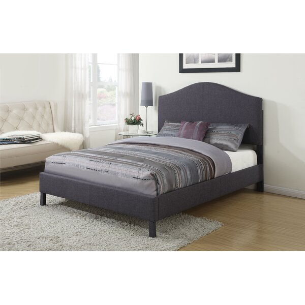 Craigarogan Upholstered Standard Bed By Red Barrel Studio