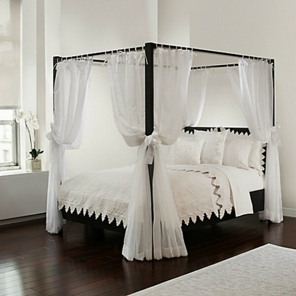 canopy bed drapes You\'ll Love in 2019 | Wayfair