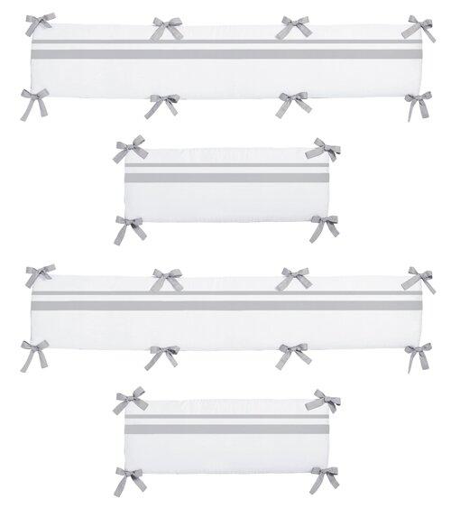 Hotel Crib Bumper by Sweet Jojo Designs