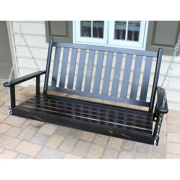 Pell Porch Swing By Highland Dunes by Highland Dunes Sale