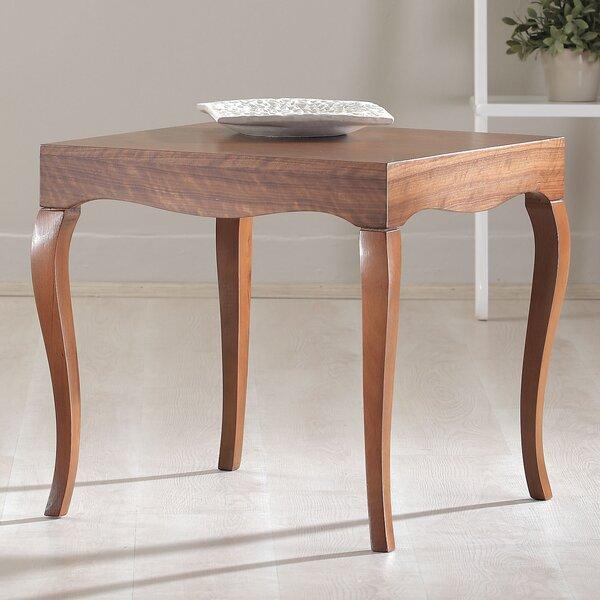 Victor End Table by La Viola Décor