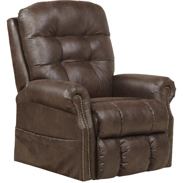 Rambert Reclining Heated Full Body Massage Chair Red Barrel Studio W000656378