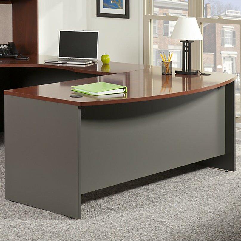 Delicieux Bush Business Furniture Series C Left Handed Corner Desk U0026 Reviews | Wayfair