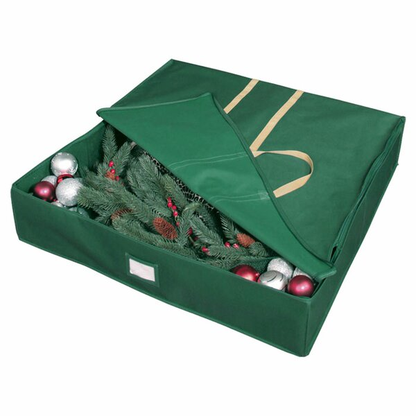 Holiday Wreath Storage Bags by Richards Homewares