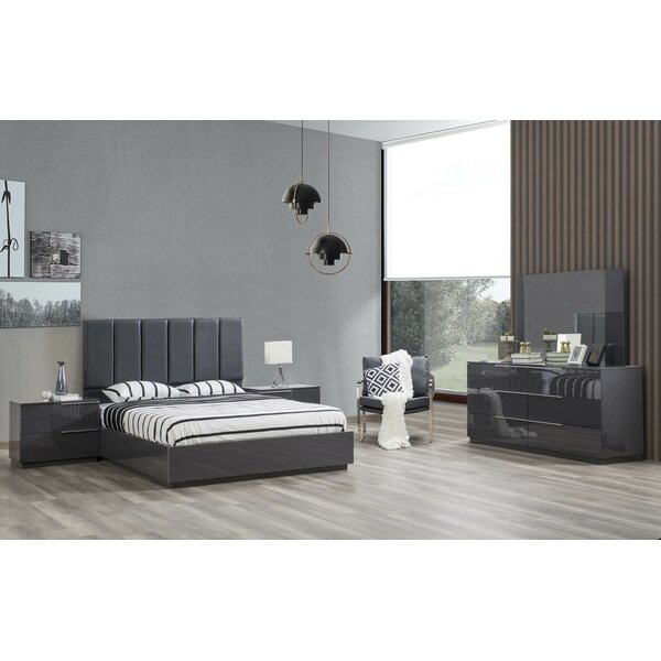 Warsaw Platform Configurable Bedroom Set by Orren Ellis