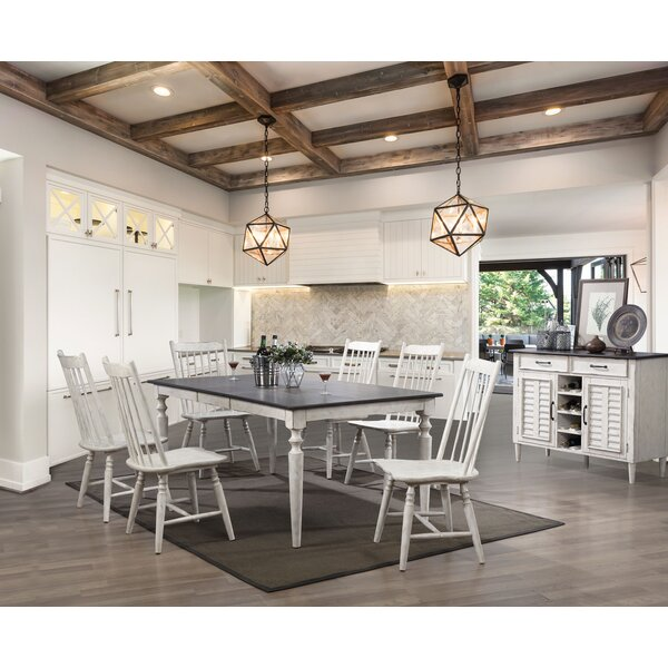 Reach 7 Piece Drop Leaf Dining Set by Gracie Oaks