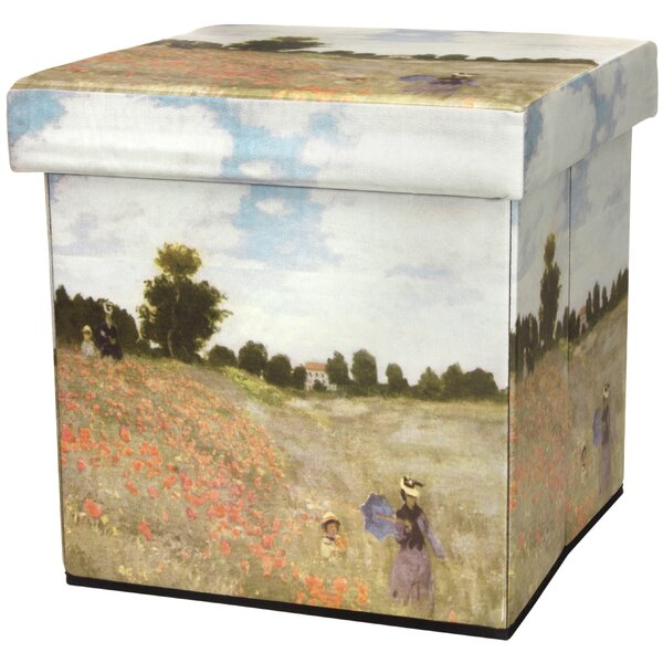 Bojorquez Poppies Storage Ottoman By Fleur De Lis Living Looking for