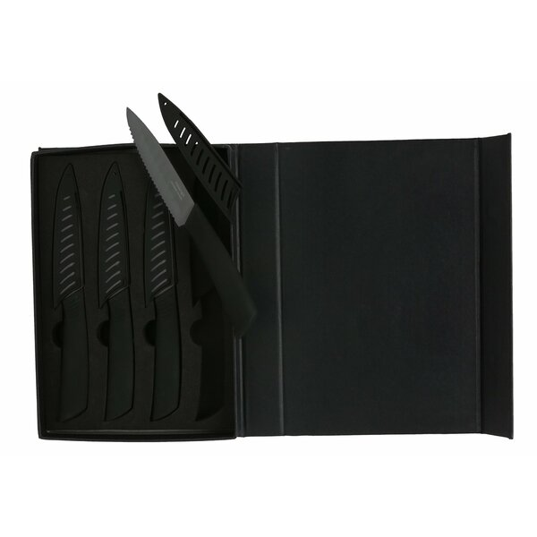 8 Piece Steak Knife Set by Melange