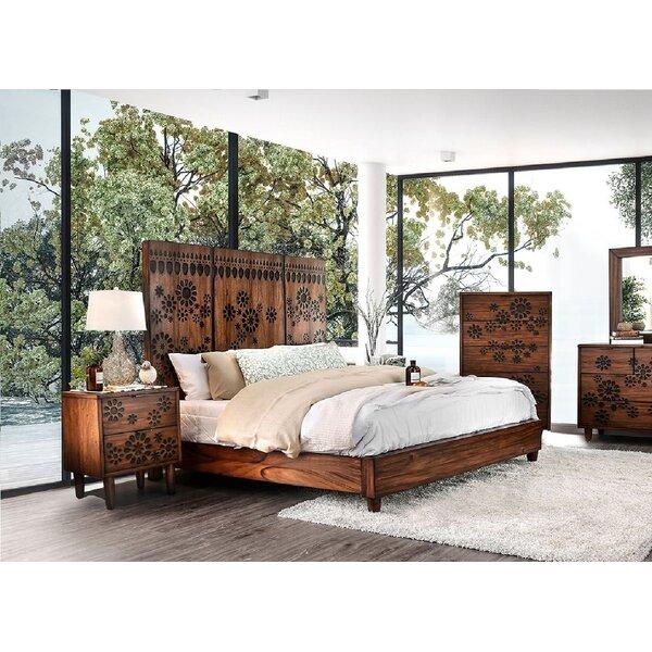Sergei Platform Configurable Bedroom Set by Bungalow Rose