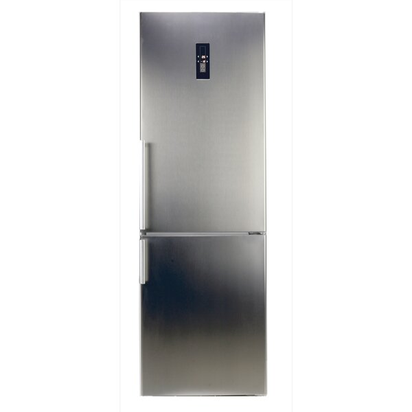 10.8 cu. ft. Energy Star Bottom Freezer Refrigerator with LED by Equator