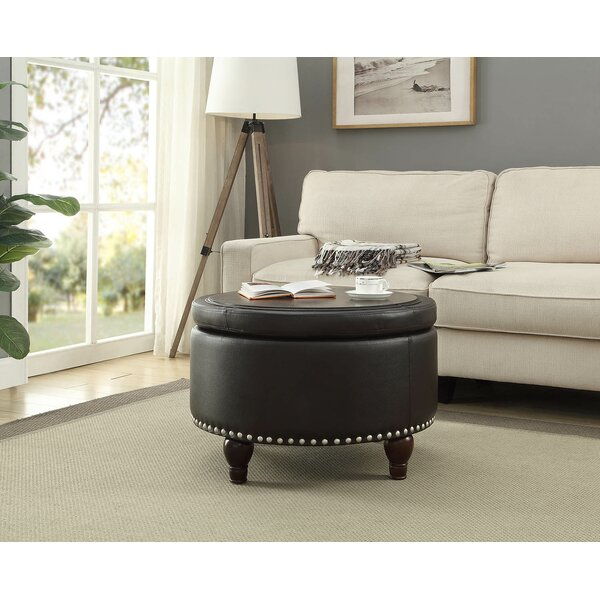 Durazo Coffee Table with Storage by Charlton Home