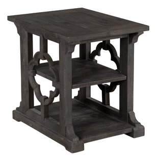 Affordable Price Lapidge End Table By Ophelia & Co.