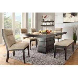 Superior Leonor Extendable Dining Table On Extendable Dining Room Tables
