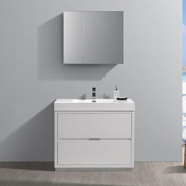 Senza Valencia 42 Single Bathroom Vanity Set by Fresca