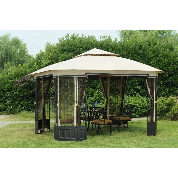 Replacement Canopy for Bethany Gazebo by Sunjoy