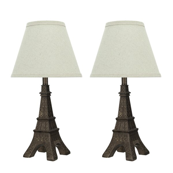 Nery Poly 18 Table Lamp (Set of 2) by Ophelia & Co.