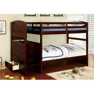 Price Check Moses Twin over Twin Bunk Bed ByHarriet Bee