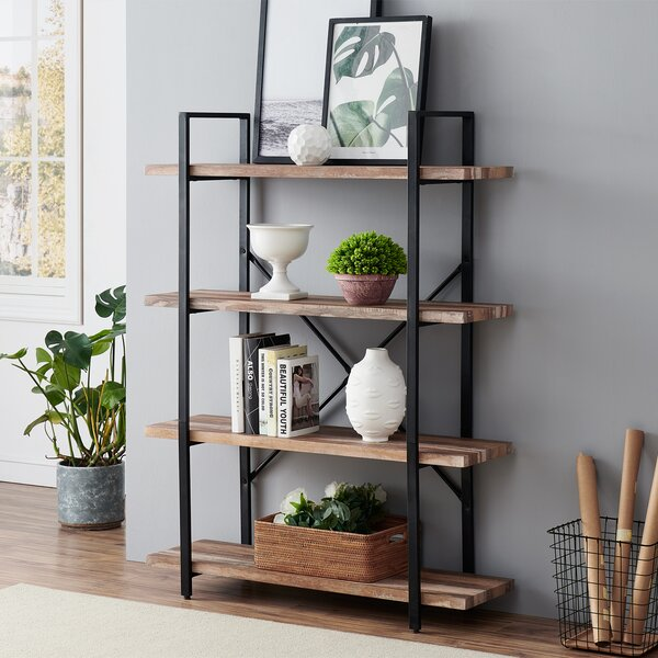 Nuttall Etagere Bookcase by 17 Stories 17 Stories