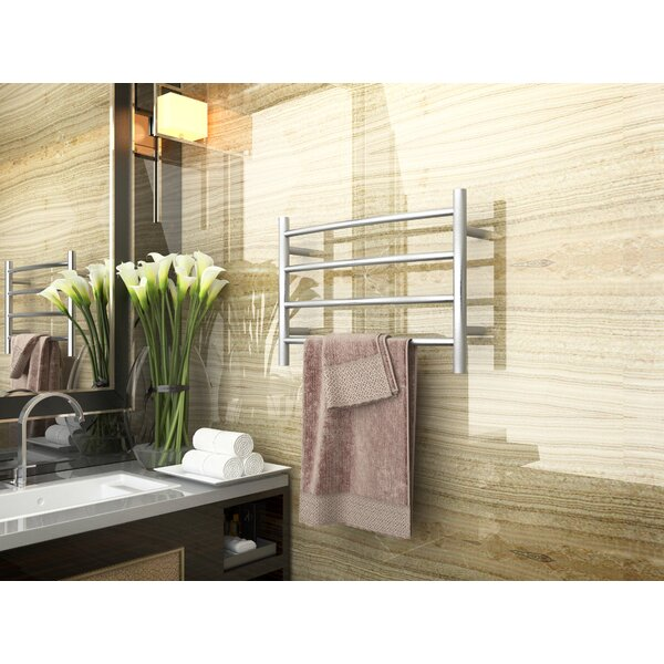Glow Wall Mount Electric Towel Warmer By Anzzi.
