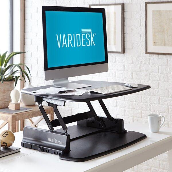 Pro Series Standing Desk Converter by VARIDESK