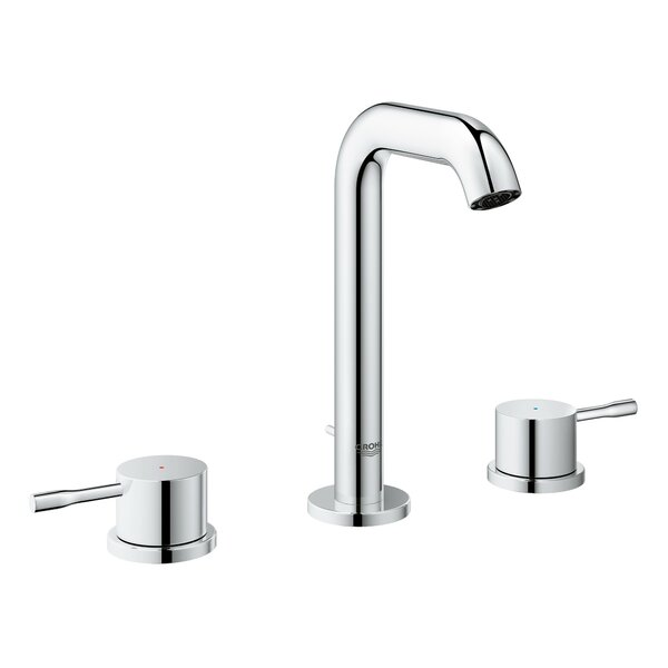 Essence New Double Handle Deck Mounted Tub Faucet by Grohe