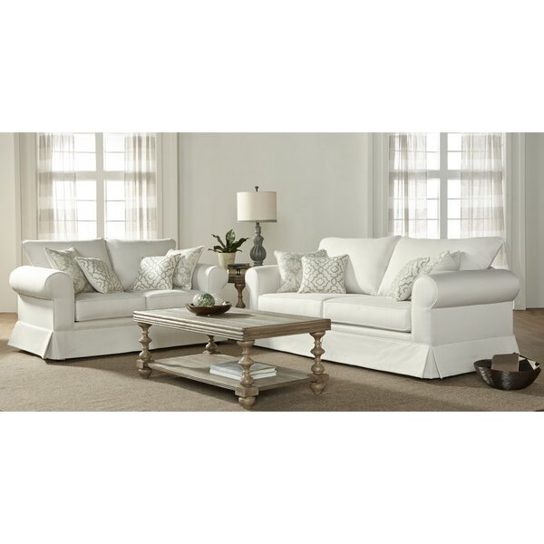 Alverta Configurable Living Room Set by Charlton H