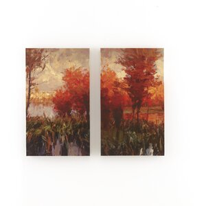 2 Piece Painting Print on Canvas Set by Signature Design by Ashley