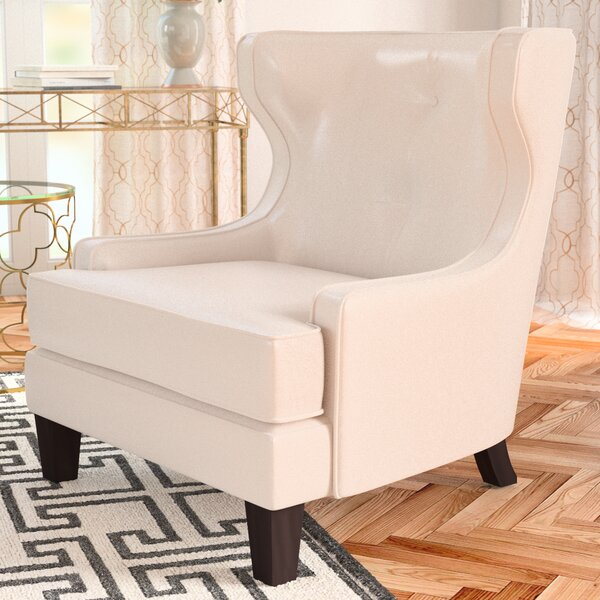 Ava Wingback Chair by Willa Arlo Interiors
