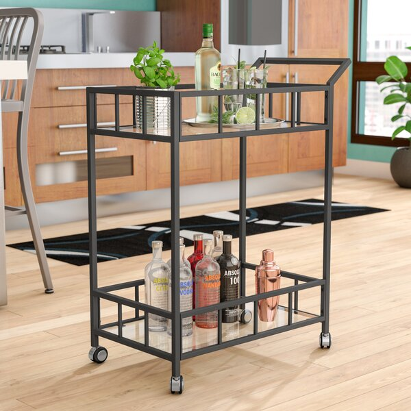 Beeler Bar Cart by Ebern Designs