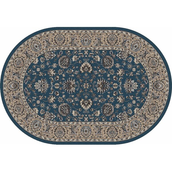Jack Blue Area Rug by Charlton Home