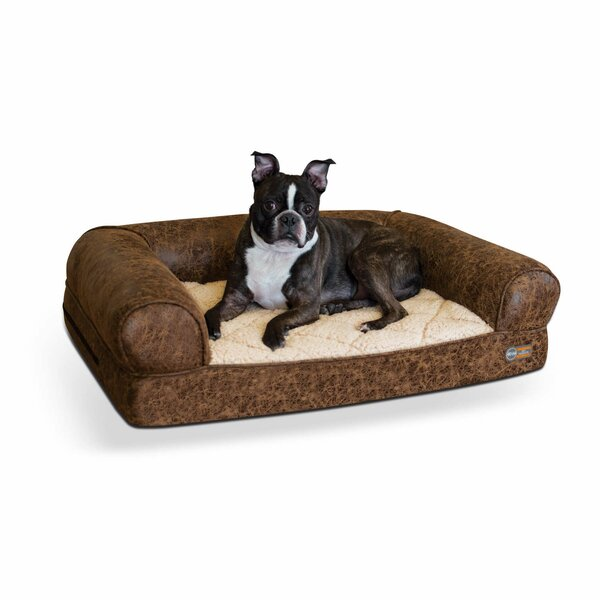 Pet Products Bomber Memory Dog Sofa by K&H Manufacturing