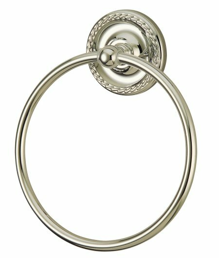Laurel Wall Mounted Towel Ring by Kingston Brass