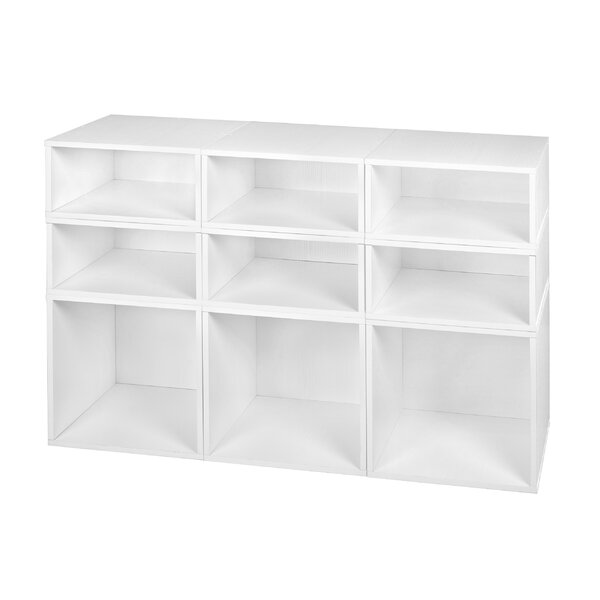 Chastain Standard Bookcase By Rebrilliant