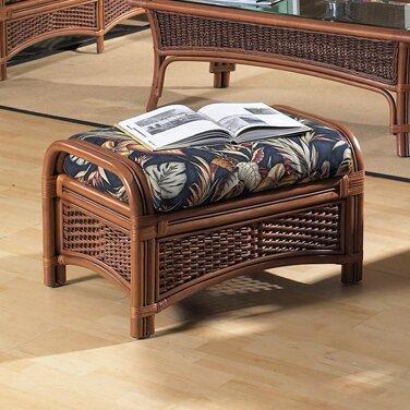 Tigre Bay Ottoman by ElanaMar Designs